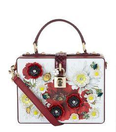 26ce5a519e6de Dolce   Gabbana 3D Flower Dolce Box Bag at harrods.com. Shop women s  designer