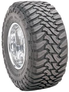 Toyo 33x12.50R15, Open Country M/T