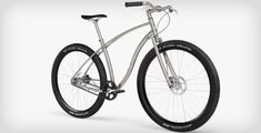 Budnitz Ultimate Titanium Bike