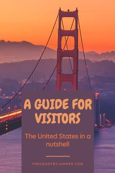 The United States in a nutshell gives you a snapshot of the country as a whole. While The United States is diverse and varied there are some universal facts like the drinking age and LGBTQ rights. Read more for an understanding of the country before you visit. #usatravel #unitedstatestourism #visitusa Usa Travel Guide, Travel Usa, Travel Guides, Travel Tips, Travel Destinations, Visit Usa, Texas Travel, Best Places To Travel, United States Travel