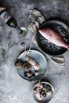 Pernod Bouillabaisse recipe fresh seafood Photo by Beth Kirby Local Milk Blog