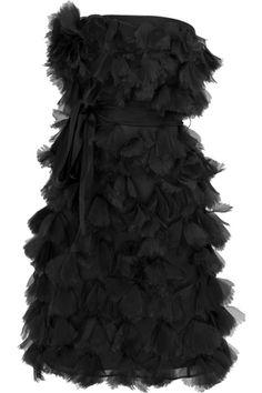 JCREW - reinventing the little black cocktail dress