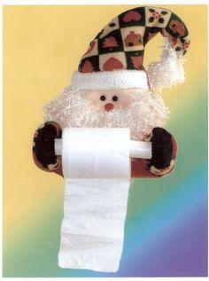 MOLDES NUEVOS..........PAG 39 Y 40............ACTUALIZADO HOY Christmas Crafts, Xmas, Felt Crafts, Toilet Paper, Creations, Crochet Patterns, Santa, Diy, Christmas Things