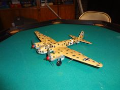 Scale model aircraft - JU-88 German Bomber 1/48 scale Dragon Models