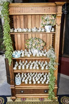 Como reaproveitar móveis na decoração do casamento