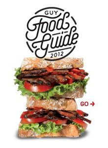 The MH Guy Food Guide, 2012 edition.