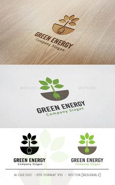 Buy Green Energy Logo by Mr-goro on GraphicRiver. Green Energy Logo, clean and unique, suitable to any kind of companies, Included files: - Ai - Eps - Ps. Clover Logo, Advantages Of Solar Energy, Energy Smoothies, Farm Logo, Green Bodies, Tree Logos, Energy Companies, Solar Energy System, Solar Power