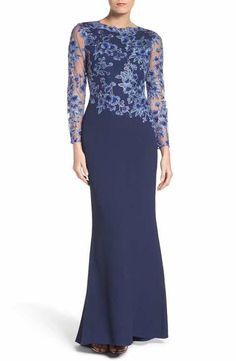 Fall Mother of the Bride Dresses. Mother of the Bride dresses for autumn weddings for mothers of the bride and mothers of the groom. A collection of beautiful MOB dresses for fall. Mob Dresses, Fashion Dresses, Formal Dresses, Wedding Dresses, Fall Dresses, Fashion 2018, Bridesmaid Dresses, Mother Of Groom Dresses, Mothers Dresses