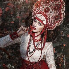 Сказочные образы в работах Маргариты Каревой (Margarita Kareva).