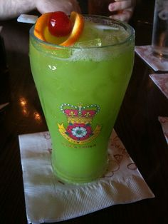 A sampling of over 20 of the most interesting/delicious drinks you will find @ Disney World