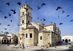 Lazarus church Larnaca Photo: Markus Bassler