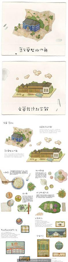 travel with an illustrator - dpi magazine