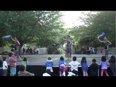 15742b69d NYCCC Students Performed the Double Fan Dance for Autumn Moon Festival.  Autumn Moon FestivalLunar ...