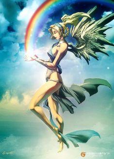 Íris, Goddess of Rainbow