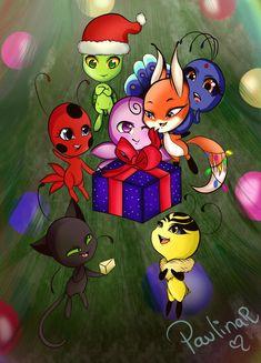 Kwamis Christmas/Navidad by carolina123hey