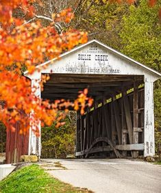 The Bridges of Parke County, Indiana