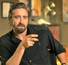 Lee Pace - I am lovin' the beard.