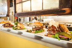 Baileys' Range | Burgers & Shakes Made from Scratch in St. Louis, MO | Private Parties