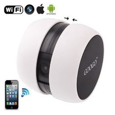 Mini 2.4GHz Wifi Wireless Video Camera Baby Monitor For iPhone ipad Mobile phone