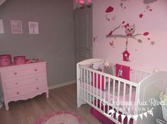 DECORATION CHAMBRE BEBE FILLE | HH Dress