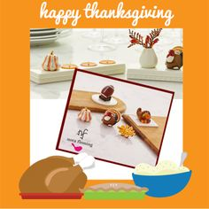 #NoraFleming will decorate your #ThanksgivingTable beautifully.  At #WalkOnWaterBoutiques in #LakeMary #ThanksgivingHomeDecor