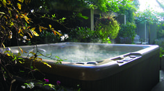 Caring for your hot tub is easy. #beachcomberhottubs #hottubs #outdoorliving  #canada #relaxation #hydrotherapy #massage #beachcomber #beachcomberblog #beauty