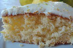 Bolo de limão siciliano - Blog Re-comendo