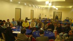 Spacious conference hall where your seminar or business meeting can be an unbelievable success.