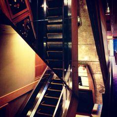 #wakuraonsen #kagaya #japanesestylehotel #escalator #ishikawa