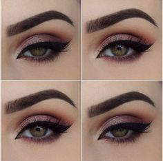 Image result for plum eyeshadow