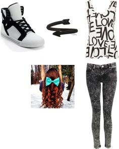 """""""Love"""" by simone-nielsen-1 ❤ liked on Polyvore"""