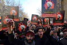 L'Arabie saoudite rompt ses relations diplomatiques avec l'Iran Check more at http://info.webissimo.biz/larabie-saoudite-rompt-ses-relations-diplomatiques-avec-liran/