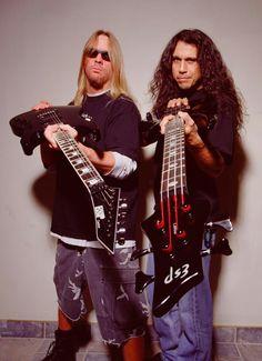 Jeff & Tom! \m/