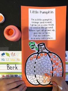 Kindergarten Halloween Party