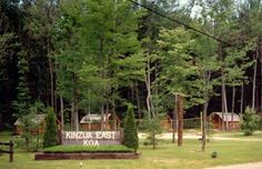 Kinzua East KOA | Camping in Pennsylvania | KOA Campgrounds