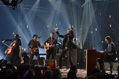 CMT Crossroads: The Avett Brothers And Randy Travis Tapes At The Factory At Franklin