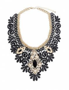2c6fed6a0f8c Collier plastron Bijoux Fille, Tuto Bijoux, Coffre A Bijoux, Ceinture,  Foulard,