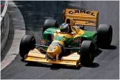 1993 GP Monaco (Michael Schumacher) Benetton B193B - Ford