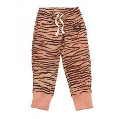 Scotch R'Belle Pantalone jogging zebrato