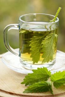 spring and allergies ... Nettle tea helps ease allergy symptoms especially itchy, watery eyes.