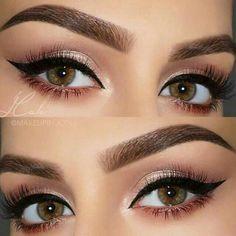Best Makeup Ideas For Laying Mascara And Eyeliner Makeup Goals, Love Makeup, Makeup Inspo, Makeup Inspiration, Beauty Makeup, Makeup Ideas, Makeup Style, Makeup Tutorials, Hair Beauty