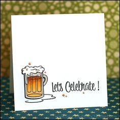 Courtney Keley - Let's Celebrate Beer Mug