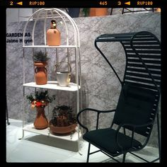 The launch of Jaime Hayon's whimsical new outdoor range 'Gardenias' for Spanish manufacturer BD Barcelona. David Harrison's highlights from the Milan Furniture Fair 2013, on the Temple & Webster blog.