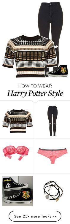 """""""prp"""" by f-ckhemmings on Polyvore featuring American Eagle Outfitters, Elle Macpherson Intimates, Feather & Stone, Topshop, River Island and Converse"""