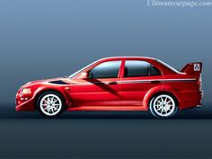 Mitsubishi Lancer Evolution VI Ralliart