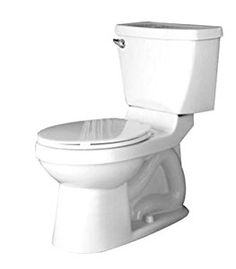 Champion 4 Complete Right Height 2 Piece Elongated Toilet - Two Piece Toilets - Amazon.com