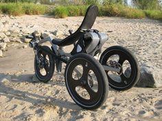 Velomobile Seminar 2014: Zelfbouw ligfietsen van Harry van de Liende.