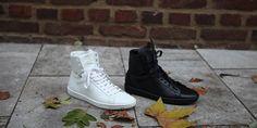 Hightop-Sneakers by Saint Laurent