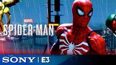 E3 2018, Pamerkan Game PlayStation 4 Marvel Spiderman