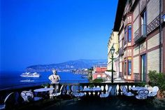 Grand Hotel Excelsior Vittoria - Sorrento, Amalfi Coast, Italy, Europe - Luxury Hotel Vacation from Classic Vacations